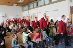 20. Dezember 2015, Kids & Brass Band in Concert