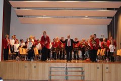 Kids and Brass Band in Concert 2012